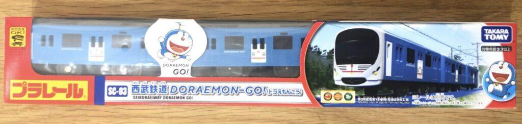 プラレール SC-03 西武鉄道 DORAEMON-GO!(ドラえもんごう)