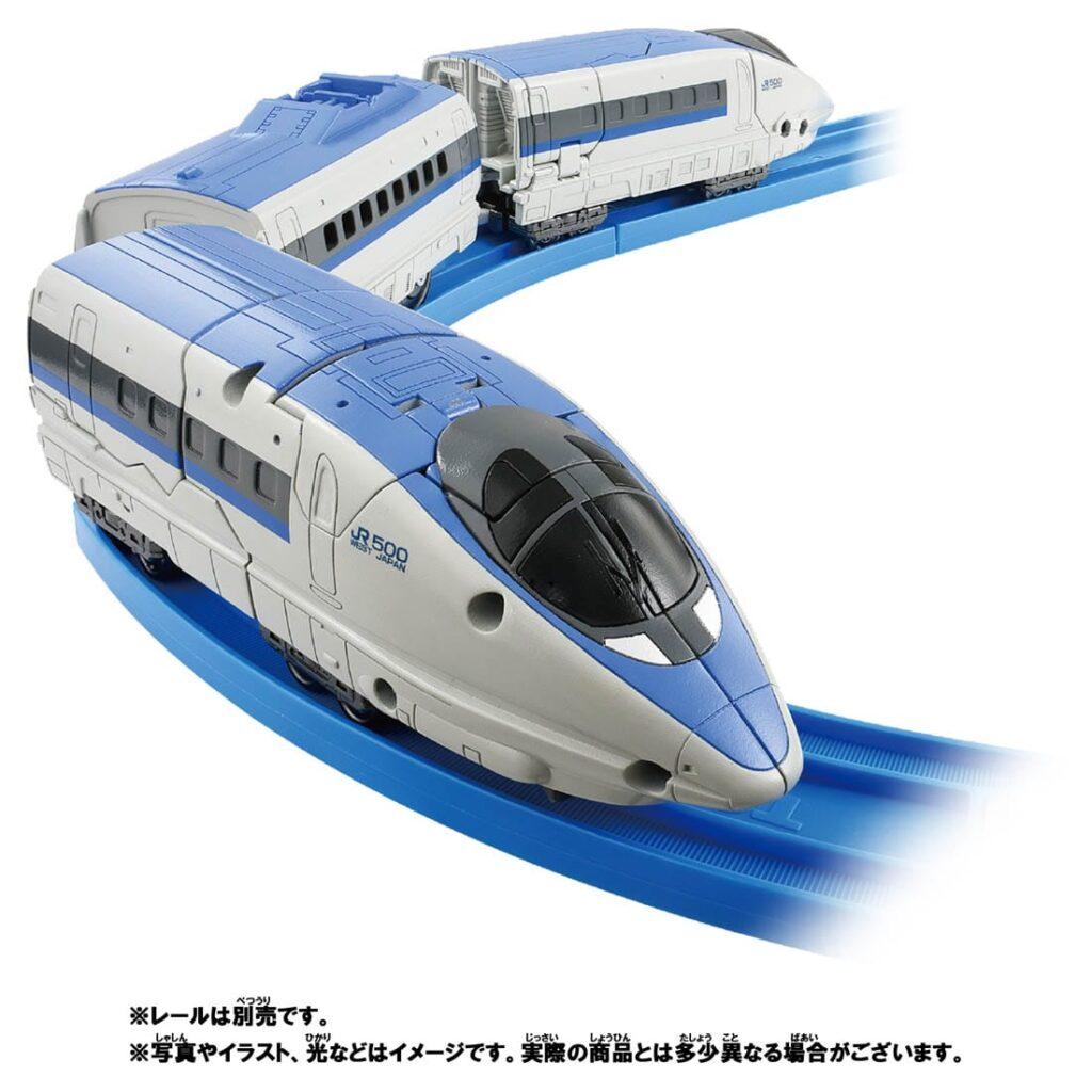 新幹線変形ロボ シンカリオンZ シンカリオンZ 500こだま