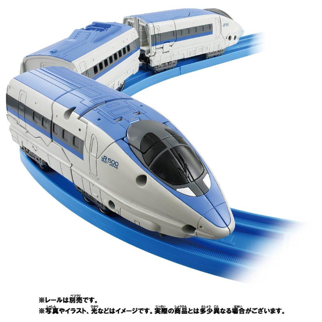 新幹線変形ロボ シンカリオンZ シンカリオンZ 500オオサカカンジョウセット
