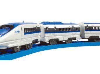 プラレール S-02 ライト付500系新幹線(ハイパワーライト)