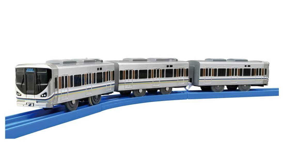 プラレール S-42 225系新快速(専用連結仕様)