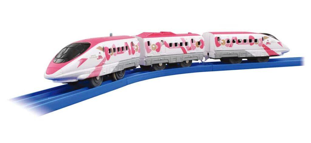 プラレール S-18 ハローキティ新幹線