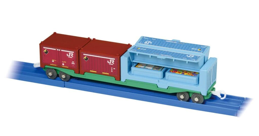 プラレール S-38 ロングコンテナ列車